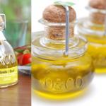O&COのかわいい瓶に入ったオシャレなオリーブオイル。