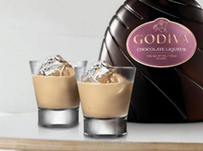 飲み 方 リキュール Godiva