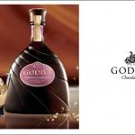ゴディバのチョコレートリキュールをプレゼントに♡