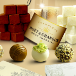 モエ・エ・シャンパン&シャンパン生チョコのバレンタインギフト