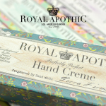 香り褒めされるRoyal Apothic(ロイヤルアポセック)のハンドクリーム