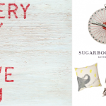 店舗やお部屋のインテリア雑貨にはSUGARBOOデザインをチョイス♪