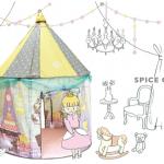 かわいいSPICEの子供用ネイティブテント特集♡