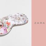 ZARA HOMEのアイマスクが可愛い♡睡眠グッズギフトに♡
