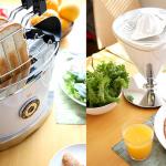 BUGATTI ITALYのデザイン性の高い家電製品とキッチン雑貨